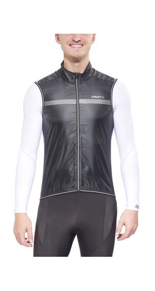 Craft Featherlight Cykelvest sort